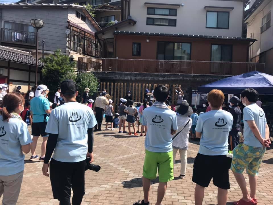 「春来川で遊ぼう」企画が湯村温泉でスタート_f0112434_17500658.jpg
