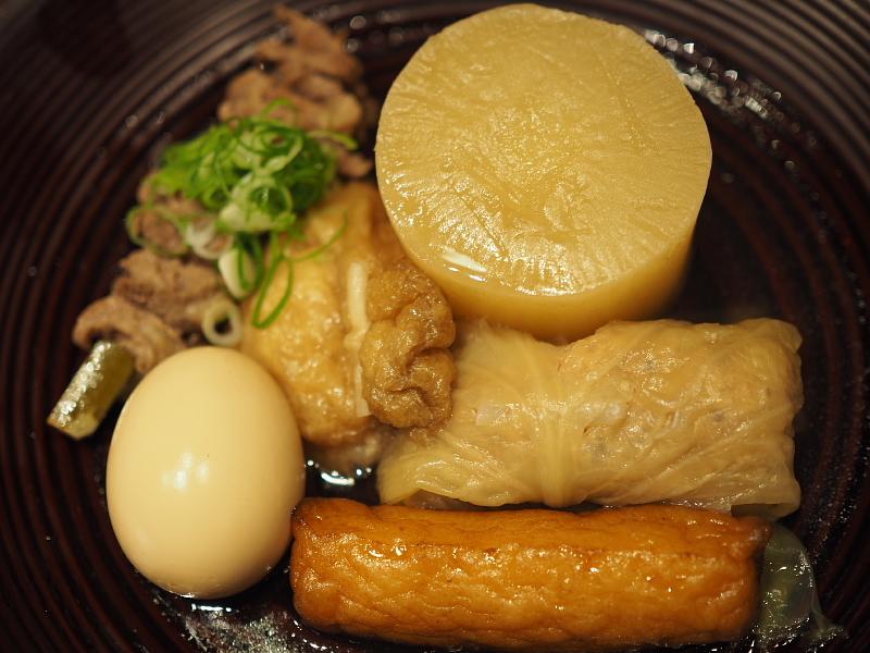 【リーズナブルな京都ディナー】京おでん だいすけ @アパホテル京都_b0008655_14361525.jpg