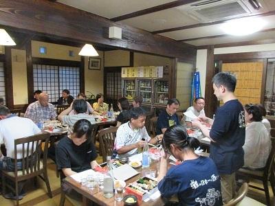 土佐の地酒「清酒文佳人」を楽しむ夕食会_f0006356_10174906.jpg