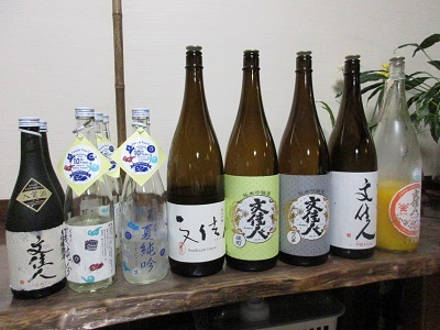 土佐の地酒「清酒文佳人」を楽しむ夕食会_f0006356_10180960.jpg
