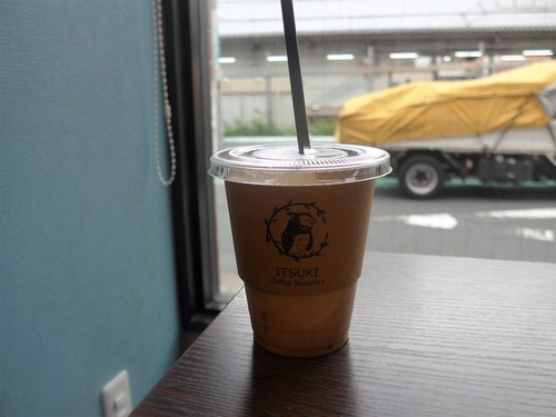 東中野「ITSUKI Coffee Roastary」へ行く。_f0232060_13465095.jpg