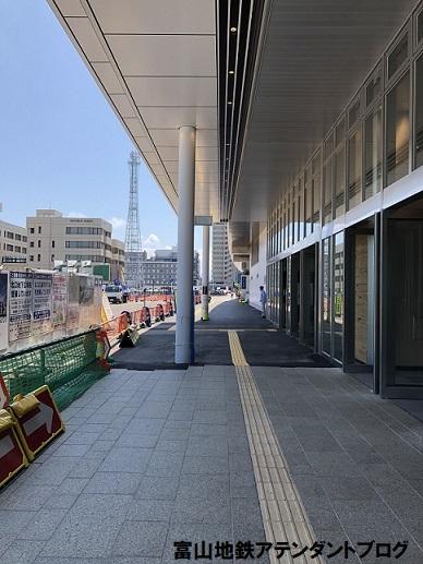 富山駅の様子をお届けします♪その6_a0243562_14245048.jpg