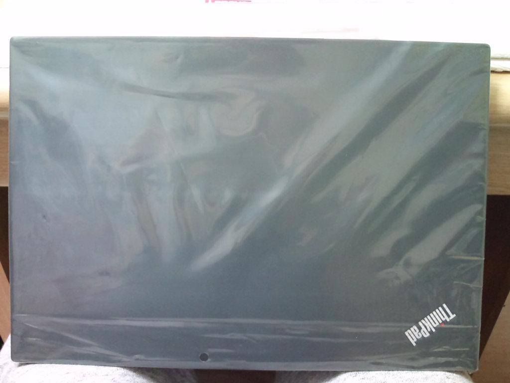 新しいノートパソコン の ThinkPad T14 Gen1 (AMD) を開封する。_b0003577_13271235.jpg