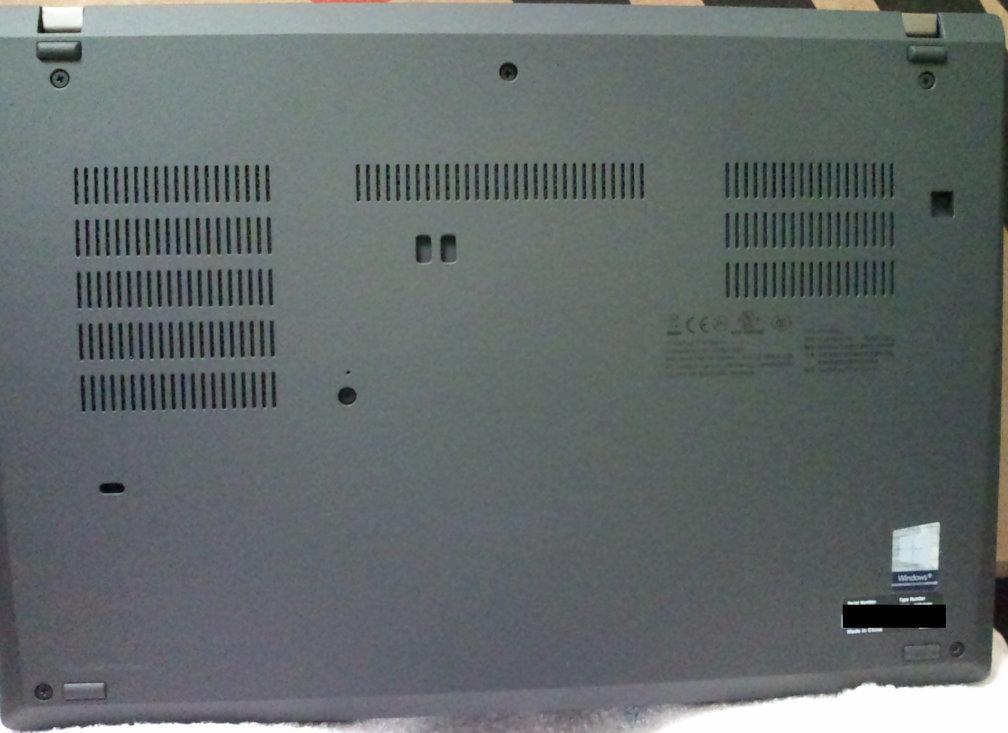 新しいノートパソコン の ThinkPad T14 Gen1 (AMD) を開封する。_b0003577_13362593.jpg