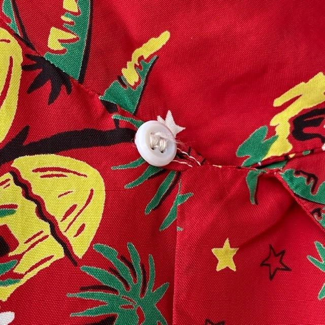 1950\'s L/S Rayon Hawaiian Shirt_c0146178_12144137.jpg