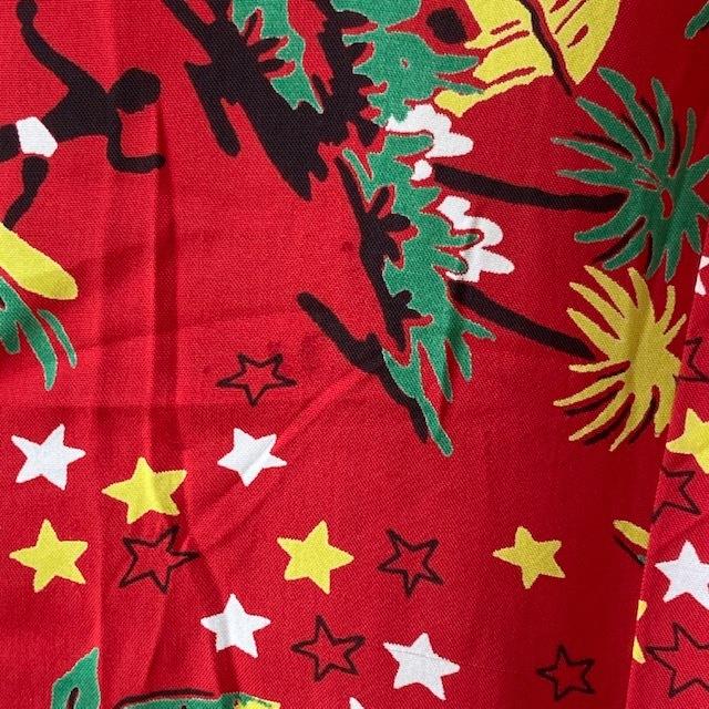 1950\'s L/S Rayon Hawaiian Shirt_c0146178_12181615.jpg