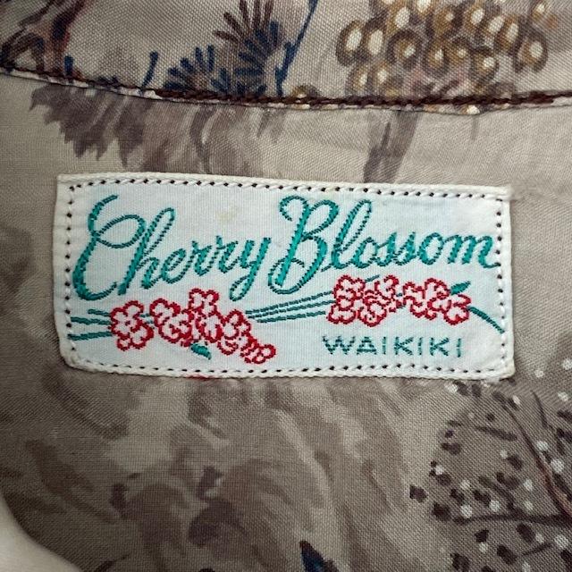 1950\'s L/S Rayon Hawaiian Shirt_c0146178_12215516.jpg