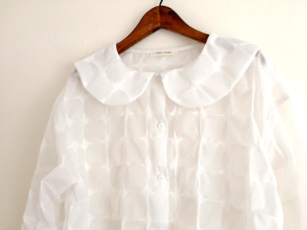大きめ衿のついた白いブラウス (フルオーダー)_b0199696_12021896.jpg