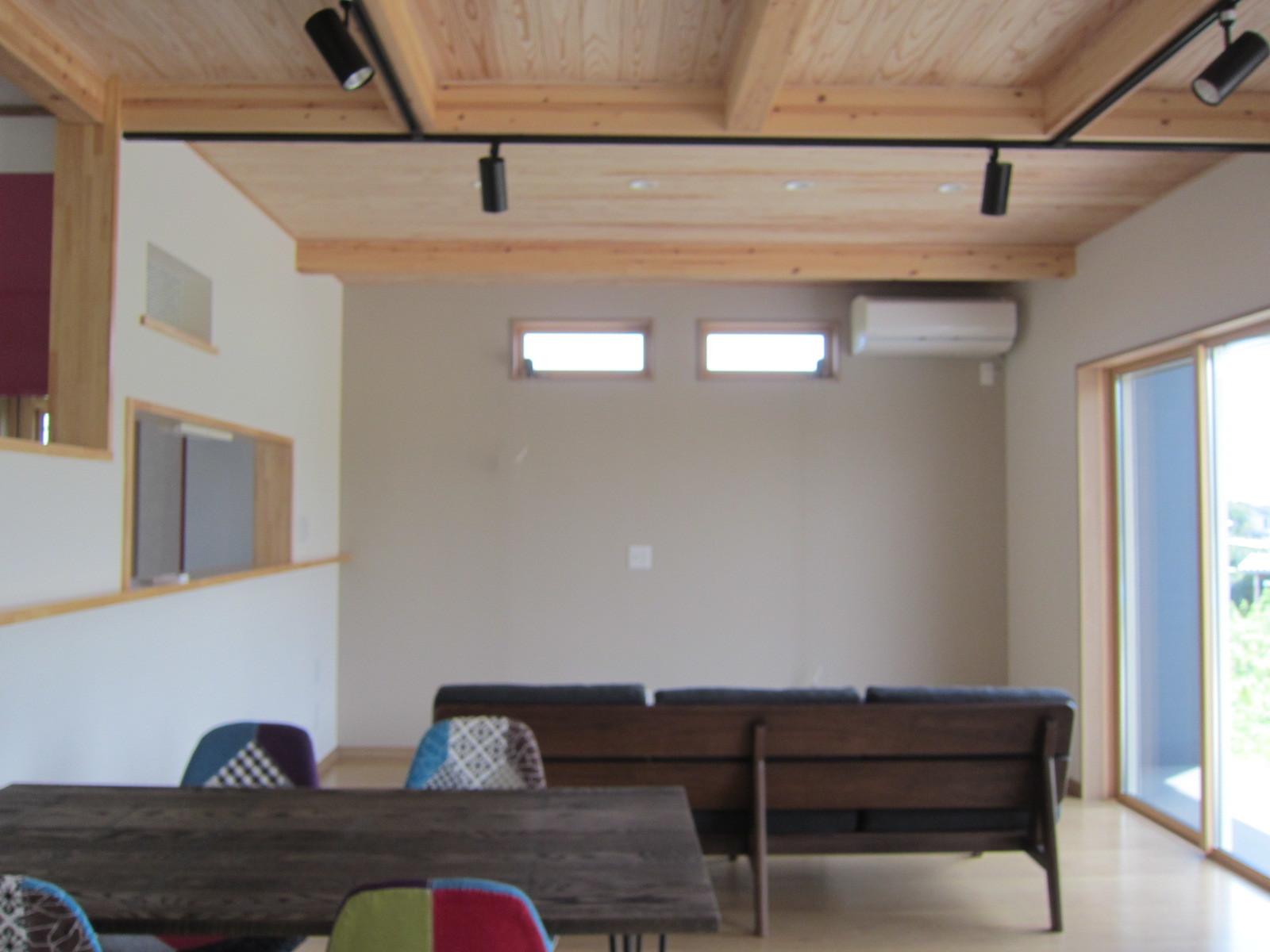 細野桜並木モデルハウス完成!_b0170834_16552143.jpg