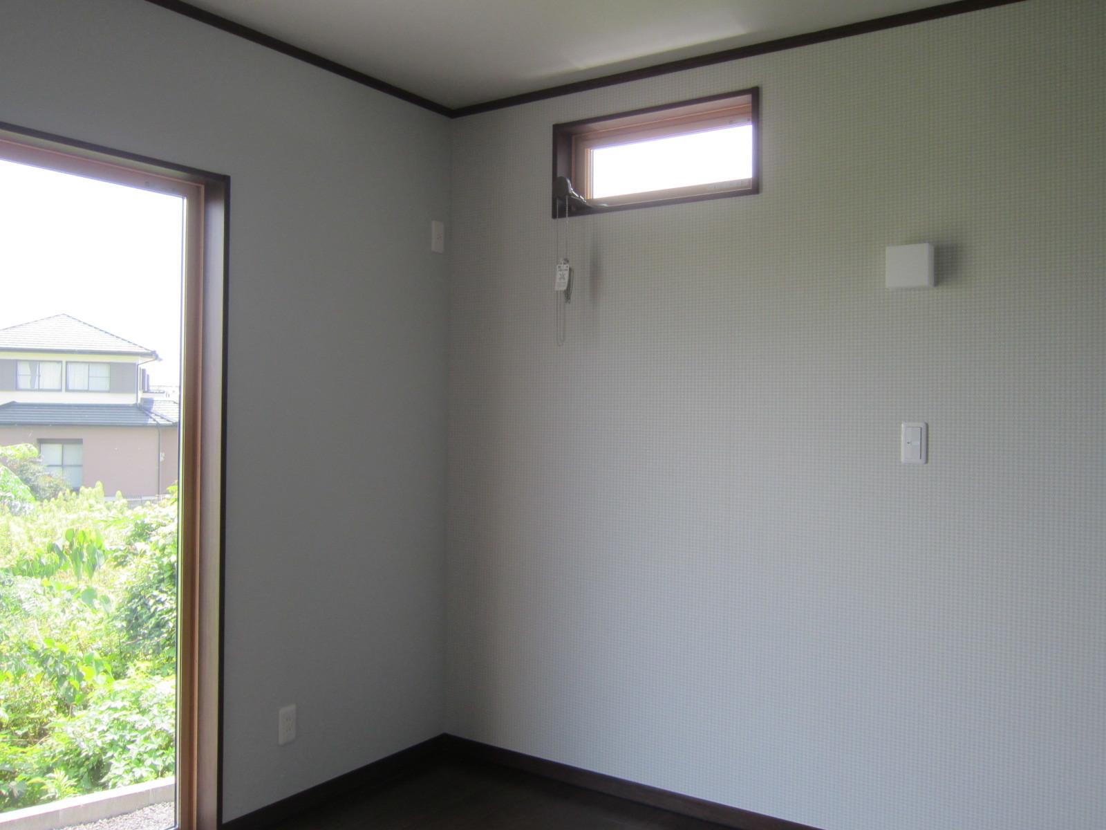 細野桜並木モデルハウス完成!_b0170834_16563986.jpg