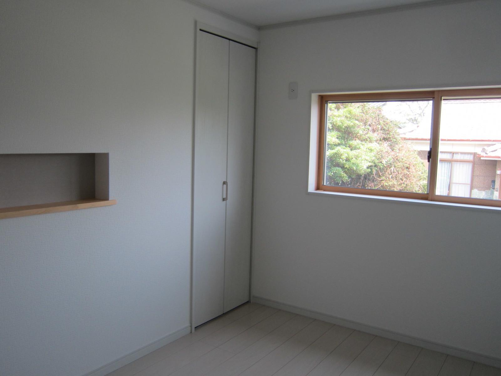 細野桜並木モデルハウス完成!_b0170834_16572276.jpg