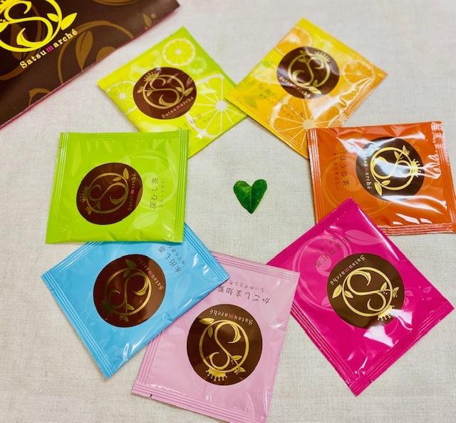 thank you  美味しい鹿児島のお茶_a0165160_17261177.jpg