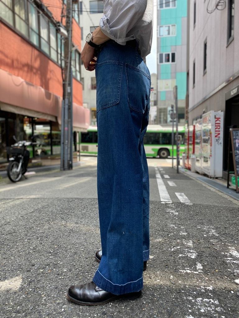 マグネッツ神戸店 夏に大活躍の水兵のデニムパンツ!_c0078587_13493196.jpg