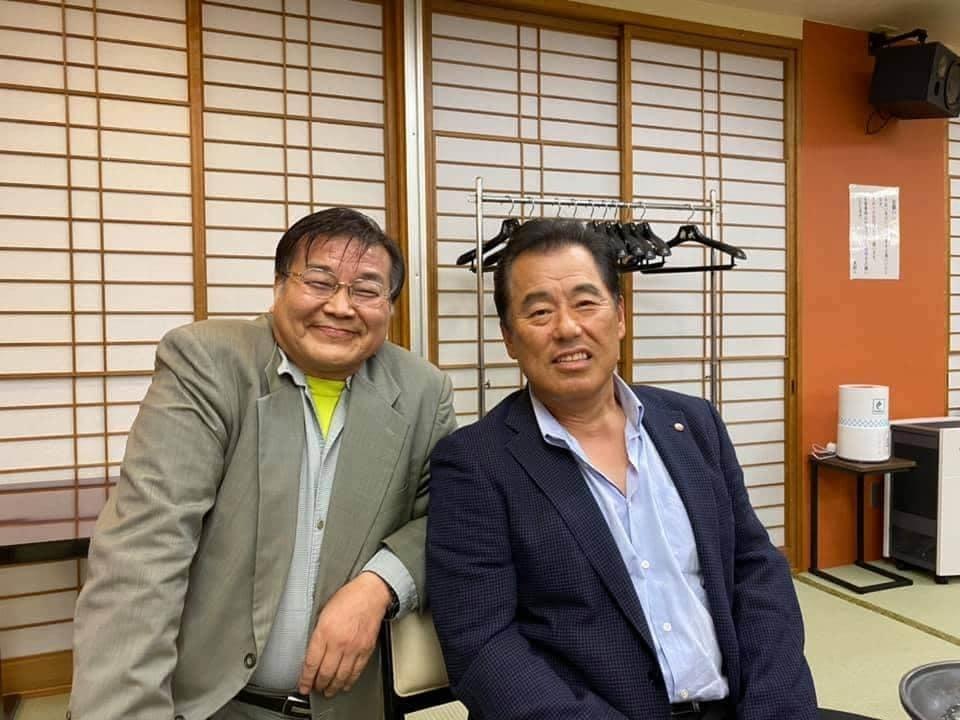 高知龍馬会の定例会で、お世話になってる宮村さんが社長を務める「ホテル南水」へ。_c0186691_09262232.jpg