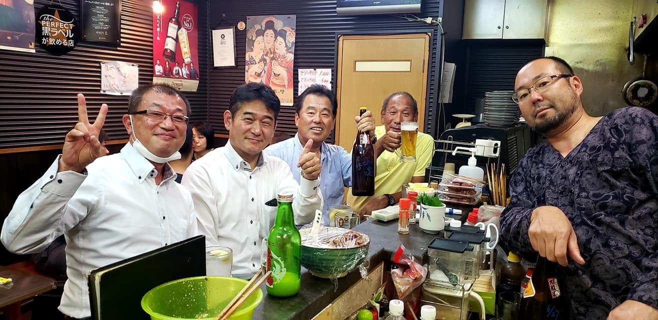 高知龍馬会の定例会で、お世話になってる宮村さんが社長を務める「ホテル南水」へ。_c0186691_09264156.jpg