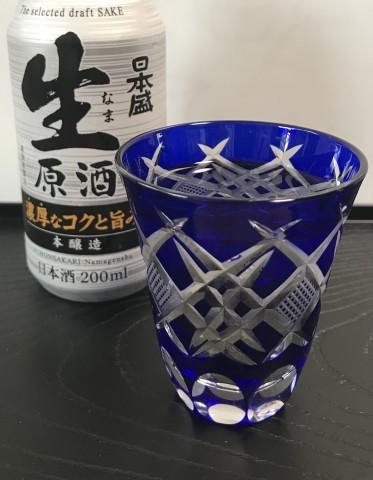 日本盛 生原酒_b0176192_13455702.jpg