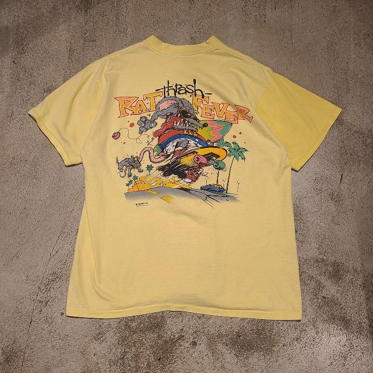 久しぶりの更新となり申し訳ありません。オススメTシャツです。_d0342315_18092596.jpg