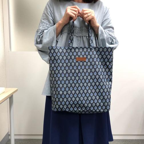 【ヴォーグ学園横浜校】生徒さんの大人バッグ紹介です♪_f0023333_21192818.jpg