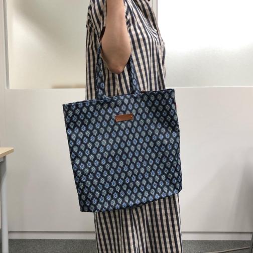 【ヴォーグ学園横浜校】生徒さんの大人バッグ紹介です♪_f0023333_21192951.jpg