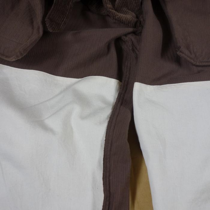 9月の製作 / tanker work corduroy pants / 別注品_e0130546_15493964.jpg