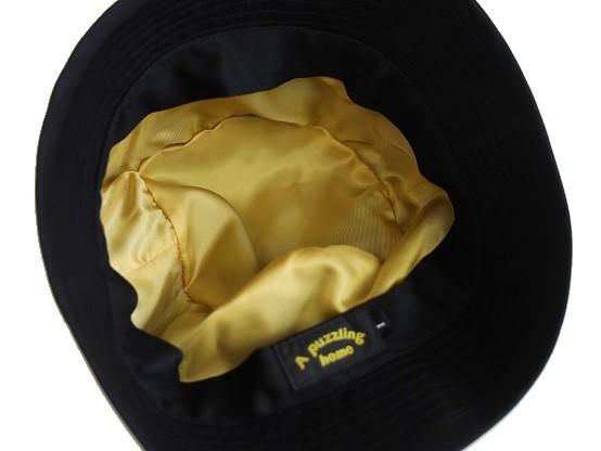 "A puzzling homeより\""MODS CAP\""\""BUCKET HAT\""のご紹介です!!_d0160378_20424638.jpg"