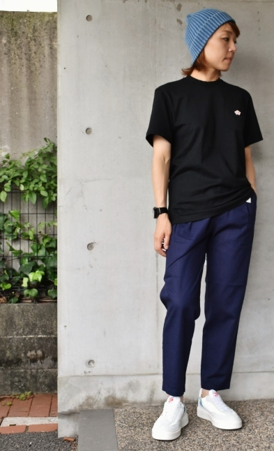 Le minor   LINEN EASY PANTS (別注)_d0152280_09221470.jpg