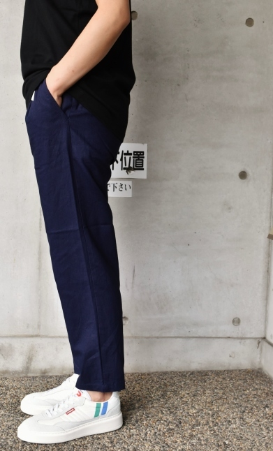 Le minor   LINEN EASY PANTS (別注)_d0152280_09225564.jpg