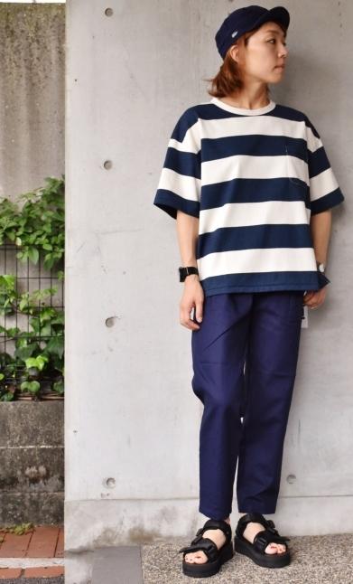 Le minor   LINEN EASY PANTS (別注)_d0152280_09245664.jpg