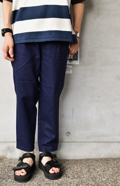 Le minor   LINEN EASY PANTS (別注)_d0152280_09252974.jpg