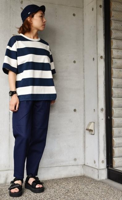 Le minor   LINEN EASY PANTS (別注)_d0152280_09273120.jpg