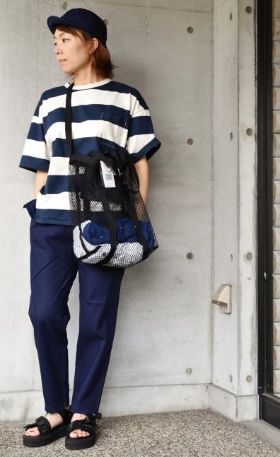 Le minor   LINEN EASY PANTS (別注)_d0152280_09275168.jpg