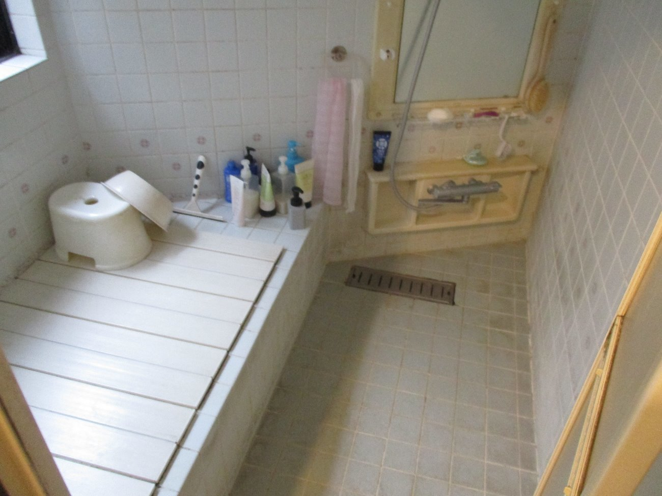 浴室改修_e0190287_17541185.jpg