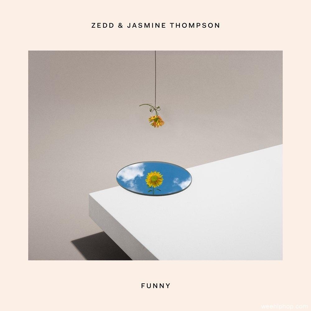 Zedd and Jasmine Thompson「Funny」:歌声を輝かせる音、音を彩る歌声_b0078188_20291589.jpg