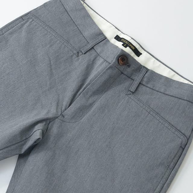 STUDIO ORIBE [スタジオオリベ] NEW L POCKET PANTS[エルポケットパンツ][LP01]ストレッチパンツ MEN\'S/LADY\'S _f0051306_16100416.jpg
