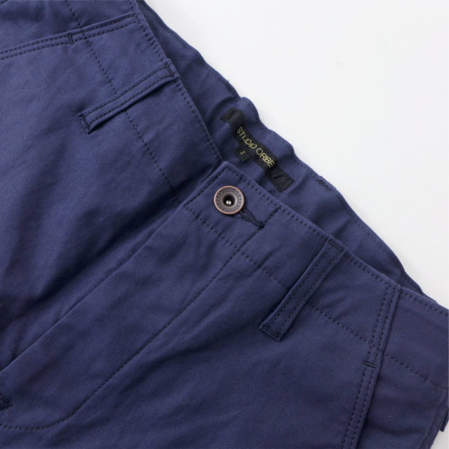 STUDIO ORIBE [スタジオオリベ] FRENCH CARGO PANTS [カーゴパンツ] [FC02] MEN\'S/LADY\'S _f0051306_16164756.jpg