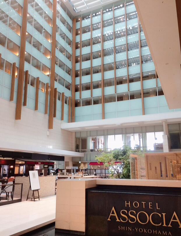 ホテルアソシア新横浜_e0374912_17535137.jpg