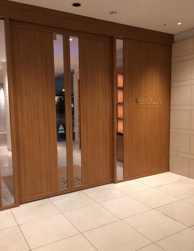 ホテルアソシア新横浜_e0374912_17585429.jpg