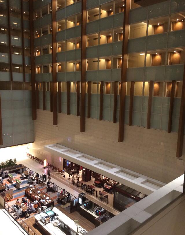 ホテルアソシア新横浜_e0374912_17585582.jpg