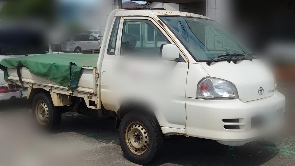 車買取  H15 トヨタ ライトエーストラック 燕市_b0237229_14011508.jpg