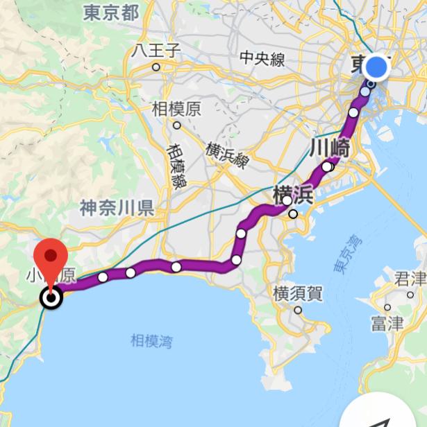 小田原城へ向かっています_c0060143_12571182.jpg