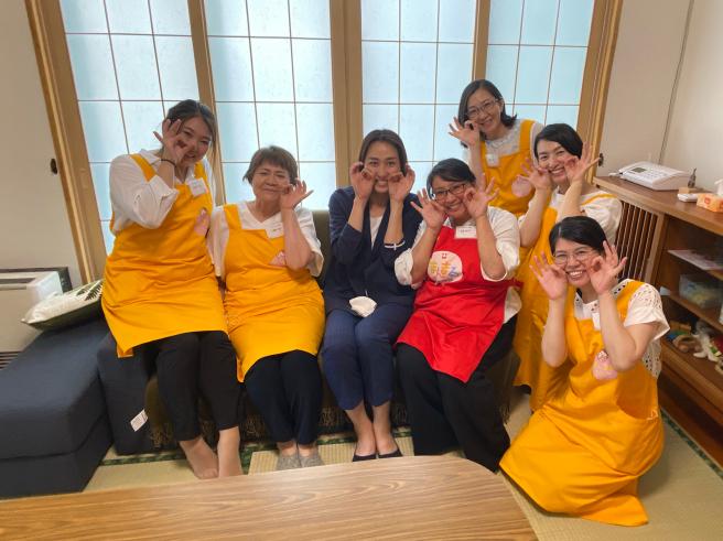 産前産後ケアハウス『まんまるだっこ』@北上市がオープン!_b0199244_16402691.jpg