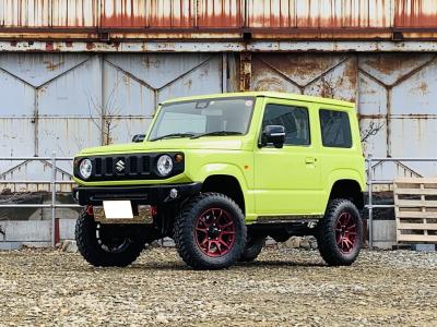 新型ジムニーJB64XC J-upコンプリート納車!_a0143349_23195255.jpg