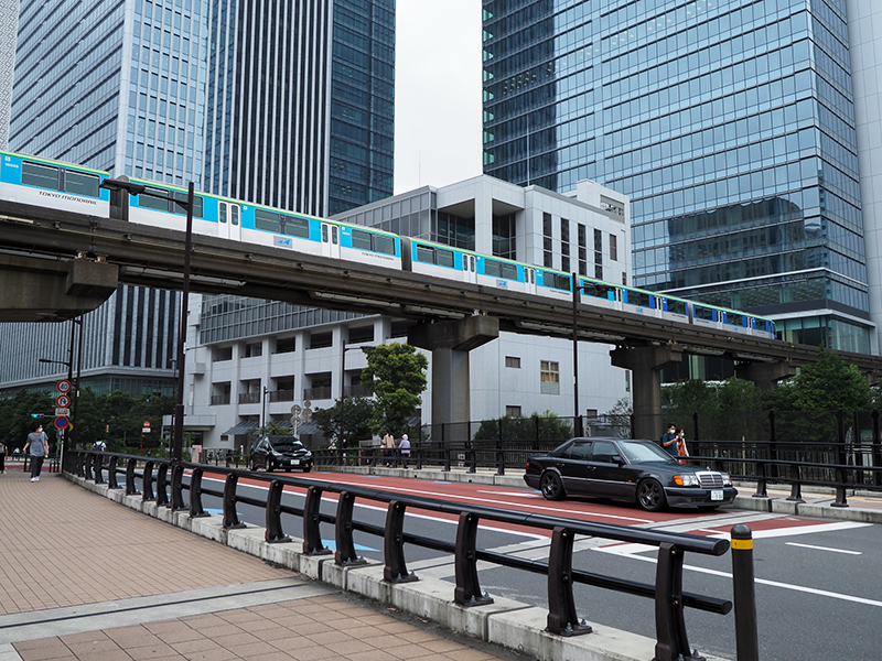 Hello from Tokyo 131 芝浦運河_a0003650_21251572.jpg