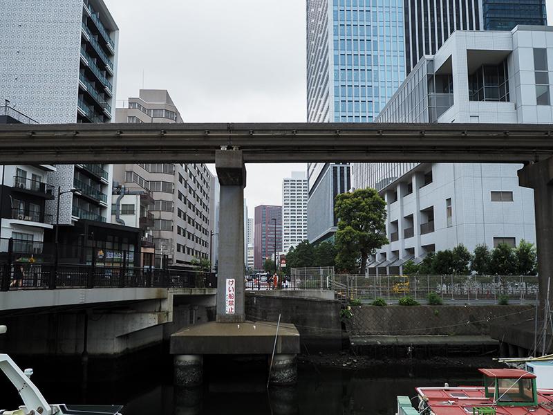Hello from Tokyo 131 芝浦運河_a0003650_21253827.jpg