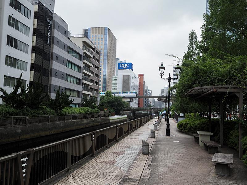 Hello from Tokyo 131 芝浦運河_a0003650_21260961.jpg