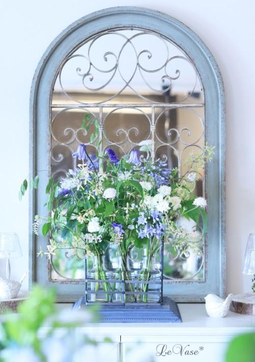 7月Living flowerクラス『初夏の花のグラスアレンジ』_e0158653_16091646.jpg