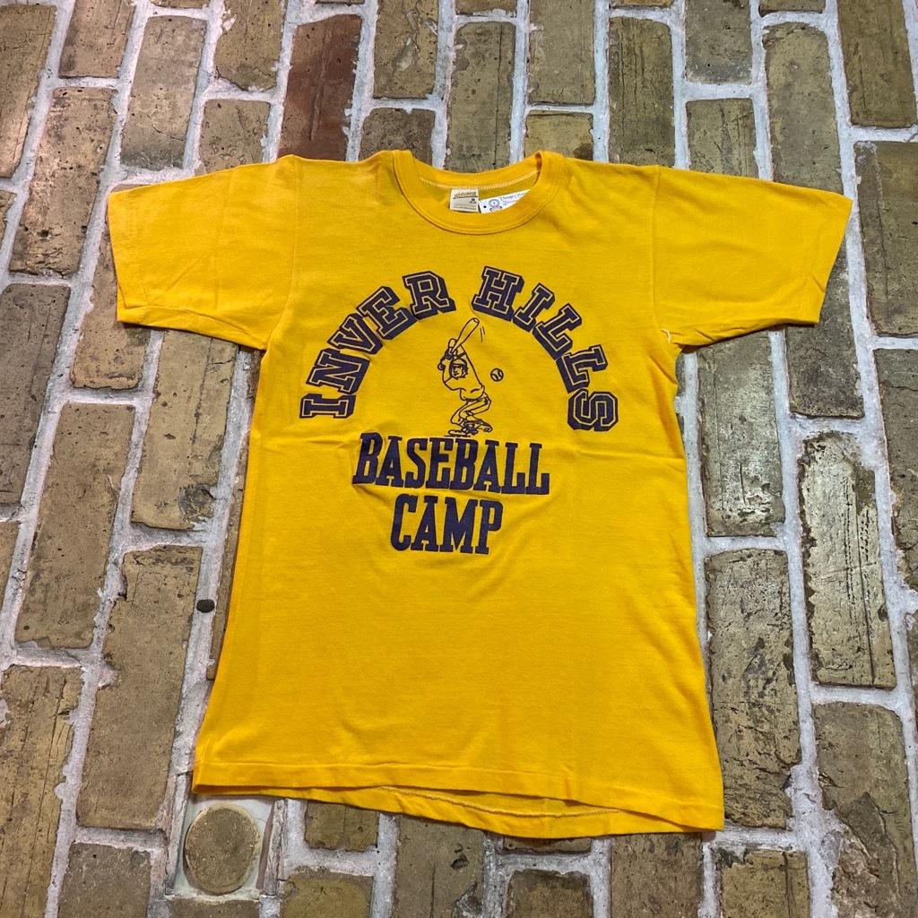 マグネッツ神戸店 必需品のTシャツが新しく入ってきました!_c0078587_15001249.jpg