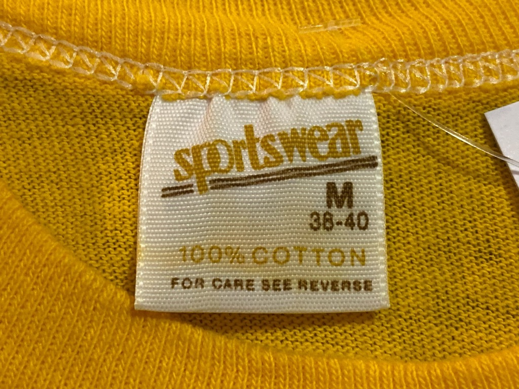 マグネッツ神戸店 必需品のTシャツが新しく入ってきました!_c0078587_15001356.jpg
