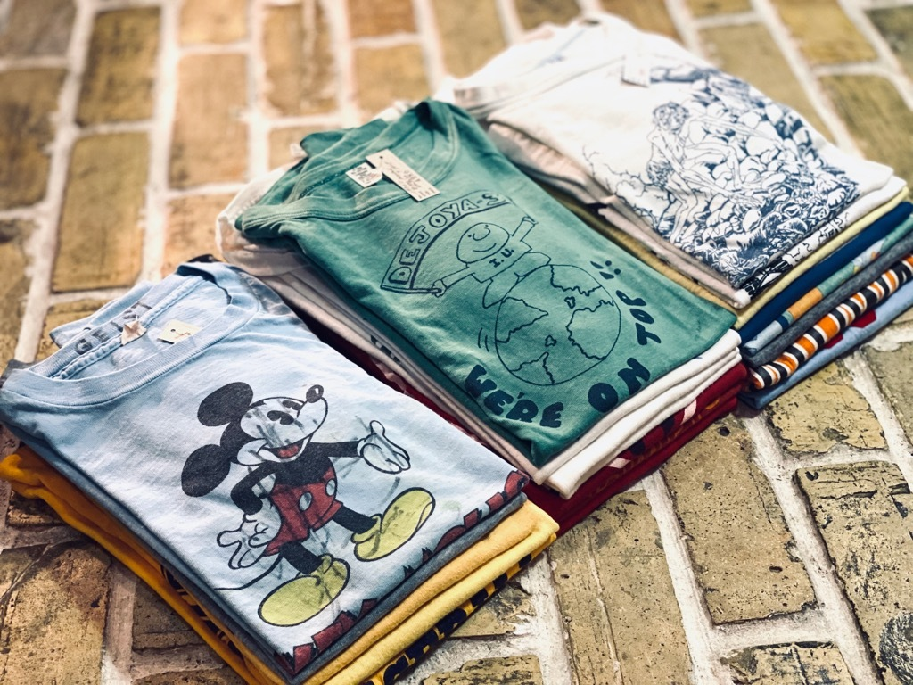 マグネッツ神戸店 必需品のTシャツが新しく入ってきました!_c0078587_15132533.jpg