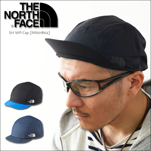 THE NORTH FACE [ザ・ノース・フェイス] SH WP Cap [NN01802]スーパーハイクウォータープルーフキャップ/MEN\'S/LADY\'S _f0051306_13552193.jpg